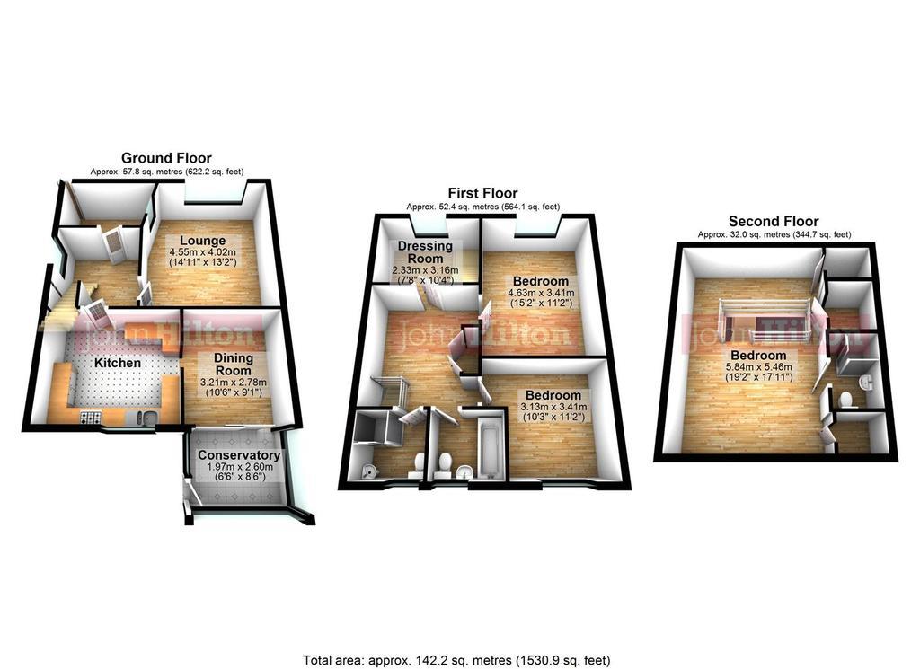 Floorplan 2 of 2: 942. Floor Plan 3 D.JPG