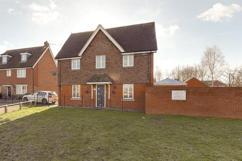 3 bedroom end of terrace house for sale - Violet Court, Sittingbourne