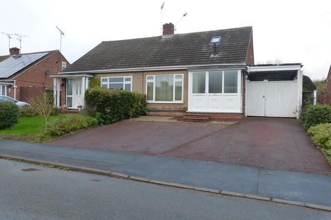 3 bedroom semi-detached bungalow to rent - Hammond Way, Market Harborough