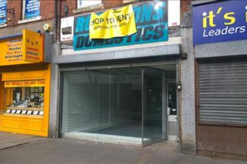 Shop to rent - 316 Hessle Road, Hull, East Yorkshire