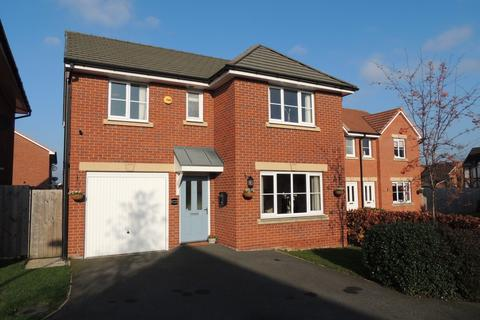 4 bedroom detached house for sale - Boreay Close, Middlewich