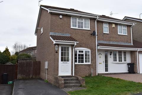 2 bedroom semi-detached house to rent - Breaches Gate, Bradley Stoke