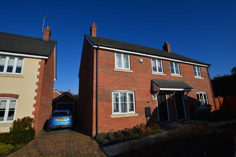 3 bedroom semi-detached house for sale - Cherry Orchard Place, Northampton