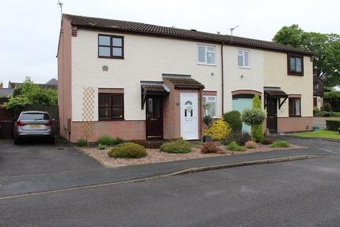 2 bedroom end of terrace house for sale - Ash Grove, Hathern