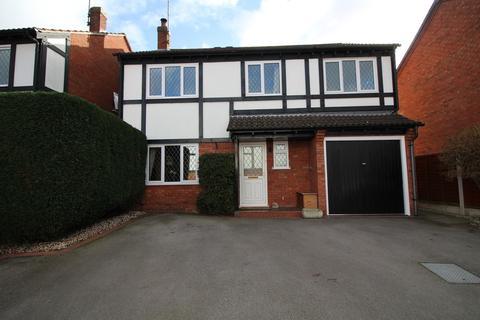 4 bedroom detached house for sale - Wightman Close, Shepshed