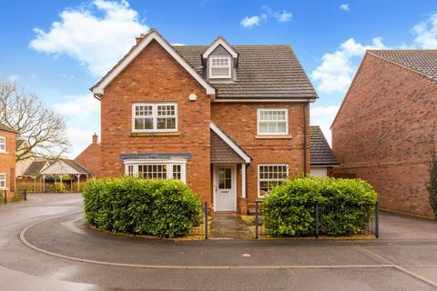 4 bedroom detached house for sale - Bilberry Gardens, Mortimer, Reading, RG7
