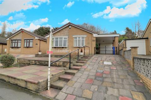 2 bedroom bungalow for sale - Stoke-on-trent