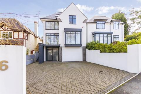4 bedroom detached house for sale - Compton Drive, Lower Parkstone, Poole, BH14