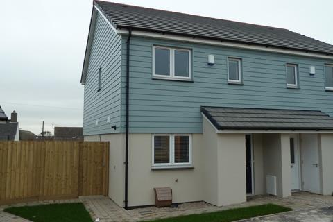 2 bedroom semi-detached house to rent - Gwel Kann, Park Bottom, Redruth, Cornwall, TR15