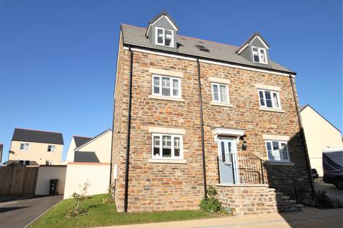 4 bedroom detached house for sale - Honeymead Meadow, Nadder Lane, South Molton EX36