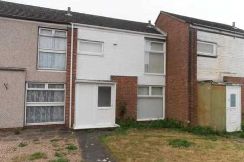 3 bedroom end of terrace house for sale - 2 Lucian Close, Coventry, West Midlands CV2 2DP, UK