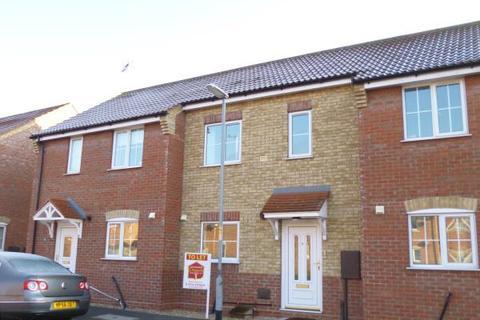 2 bedroom terraced house to rent - Bramling Way Sleaford