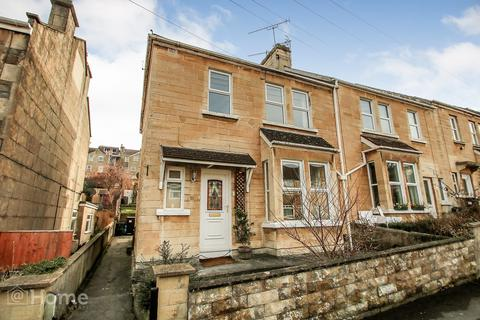 3 bedroom end of terrace house for sale - Ivy Avenue, Bath BA2