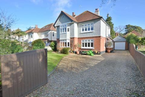 4 bedroom detached house for sale - Gleneagles Avenue, Lower Parkstone, Poole, BH14 9LJ