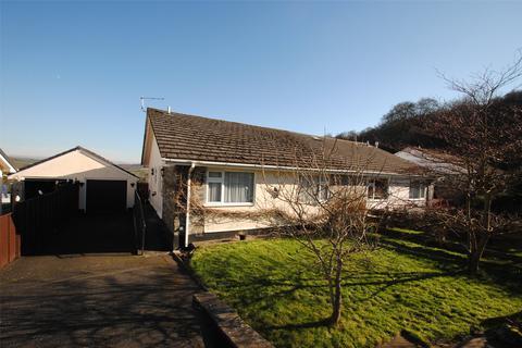 2 bedroom semi-detached bungalow to rent - Hornapark Close, Lifton