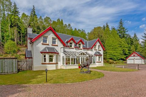 5 bedroom detached house for sale - Glen Albyn Lodge, Invergarry, Inverness-Shire, PH35