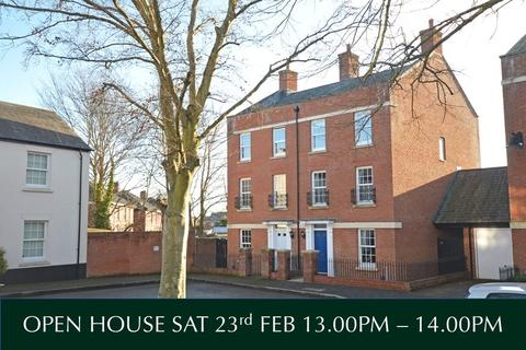 4 bedroom semi-detached house for sale - Wyvern Park, Exeter