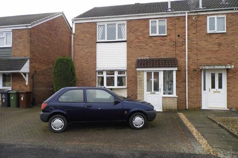 3 bedroom semi-detached house for sale - Defford Avenue, High Heath, Pelsall. Walsall