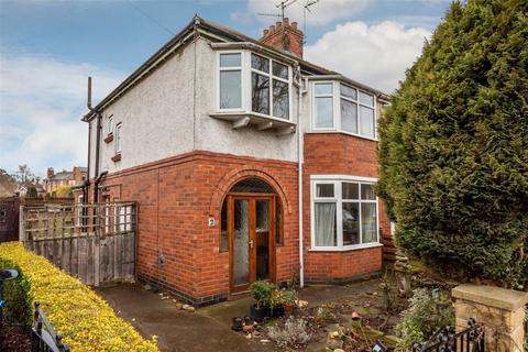 3 bedroom semi-detached house for sale - Mount Vale Drive, York, YO24