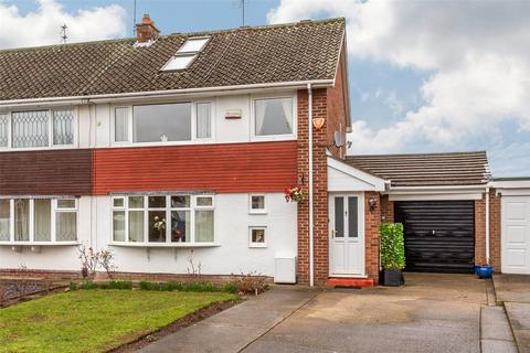 3 bedroom semi-detached house for sale - Bramley Garth, York, YO31