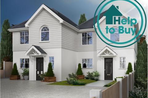 3 bedroom semi-detached house for sale - Coles Gardens , Hamworthy , Poole