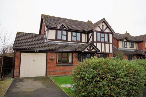 4 bedroom detached house for sale - Brins Close, Stoke Gifford, Bristol