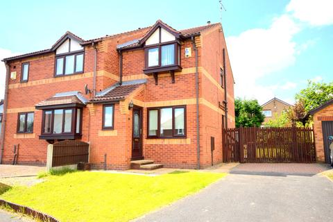 2 bedroom semi-detached house to rent - Wetherby Drive, Swallownest, Sheffield, S26