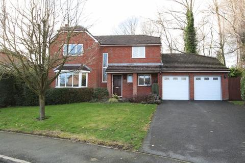 4 bedroom detached house for sale - Thornhill Drive, Madeley