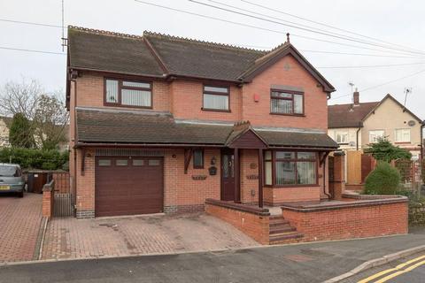 4 bedroom detached house for sale - Station Road, Biddulph, Stafforshire, ST8 6BL