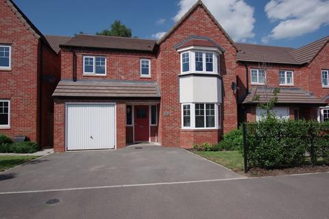 4 bedroom detached house for sale - Sandpiper Drive, Stafford
