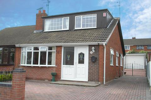 3 bedroom semi-detached bungalow for sale - Southborough Crescent, Bradeley, Stoke-On-Trent
