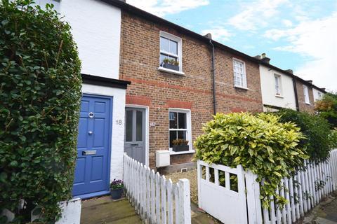 2 bedroom terraced house for sale - St Margarets Grove, St Margarets