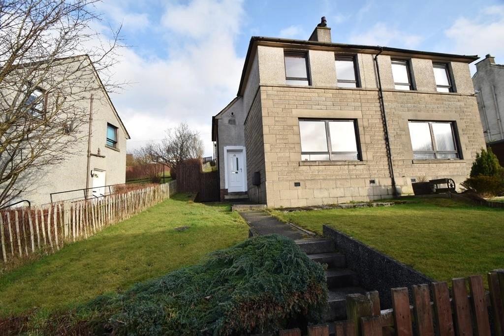 Glenmavis Drive Bathgate 2 Bed Semi Detached House 163 118 000