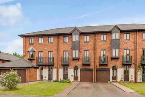 4 Bedroom Townhouse For Sale The Maltings Leamington Spa Warwickshire