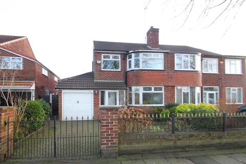 3 bedroom semi-detached house for sale - Canterbury Road, Davyhulme, Manchester, M41