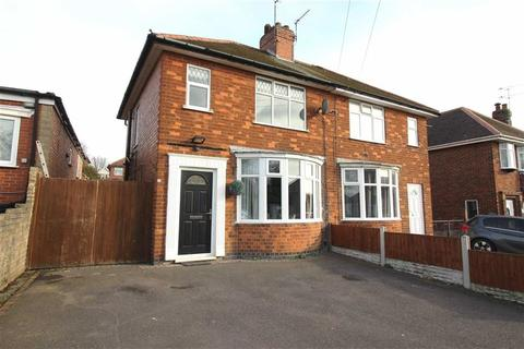 2 bedroom semi-detached house for sale - Pingle, Allestree, Derby
