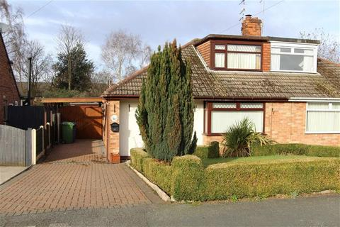 3 bedroom semi-detached bungalow for sale - Statham Avenue, Lymm, Cheshire
