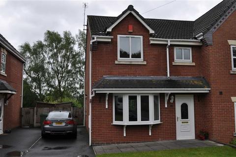 3 bedroom semi-detached house to rent - Chandridge Court, Oulton, Stone