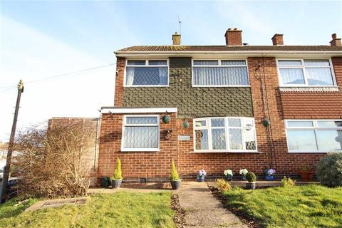 3 bedroom end of terrace house for sale - Langton Close, Coventry