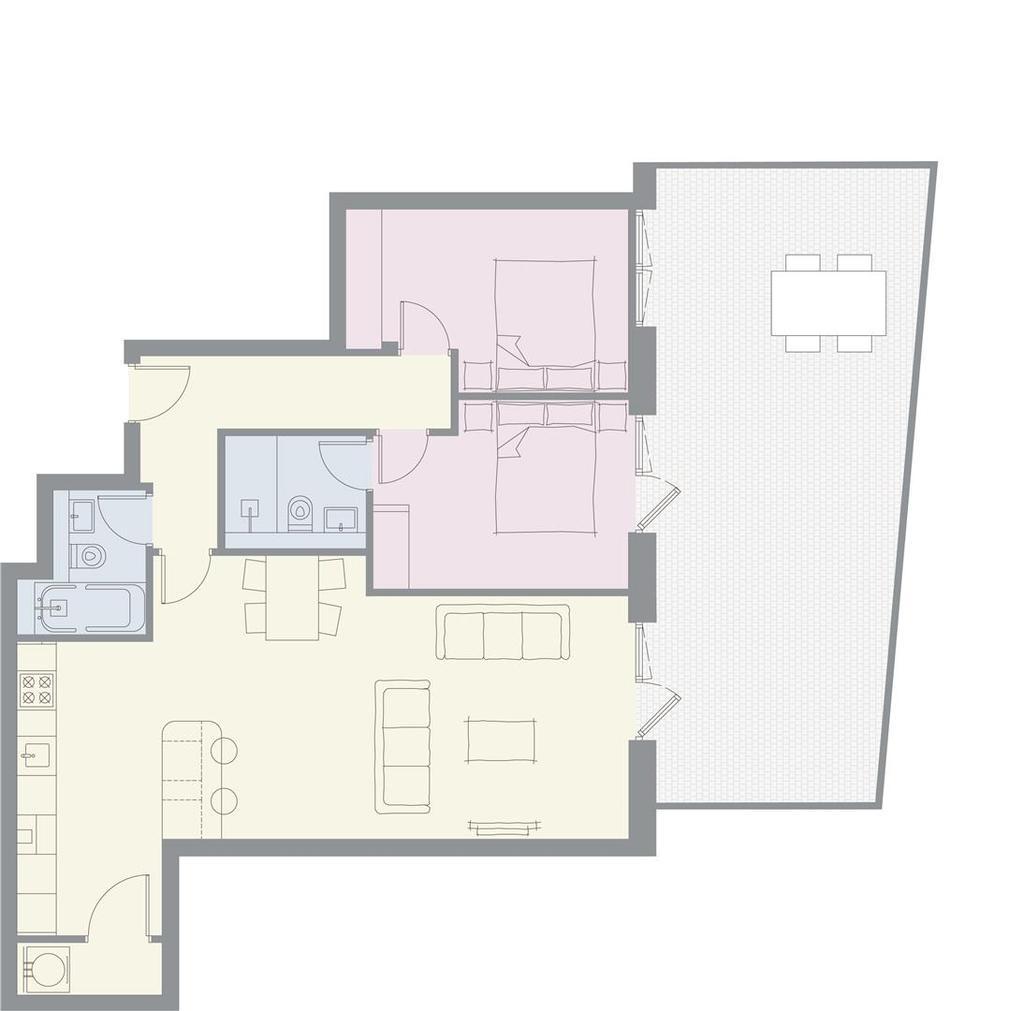 Floorplan: Apartment 17