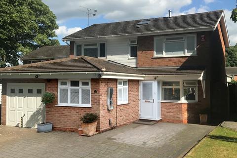 4 bedroom detached house for sale - Dorridge Road, Dorridge