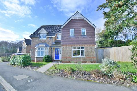 4 bedroom detached house for sale - Merryfield Close, Verwood