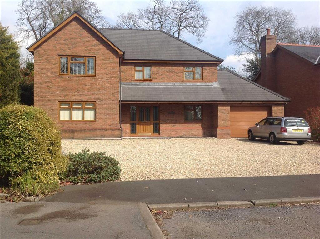 5 Bedrooms Detached House for sale in Oak Tree Close, Ammanford