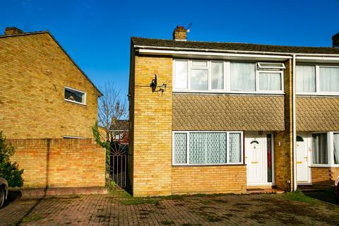 3 bedroom end of terrace house for sale - Circuit Lane, Southcote, Reading, RG30 3HD