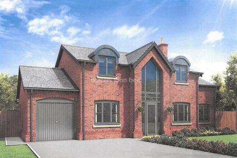 4 bedroom detached house for sale - Rectory Croft, Church Lawton