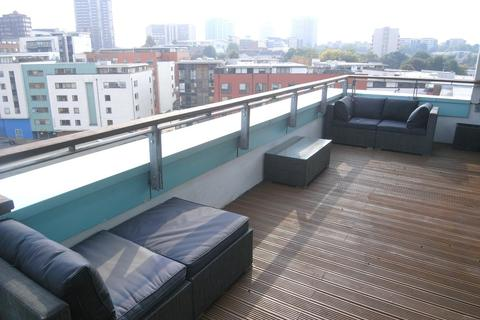 3 bedroom penthouse to rent - Glasshouse Apartment, Canal Square, Birmingham