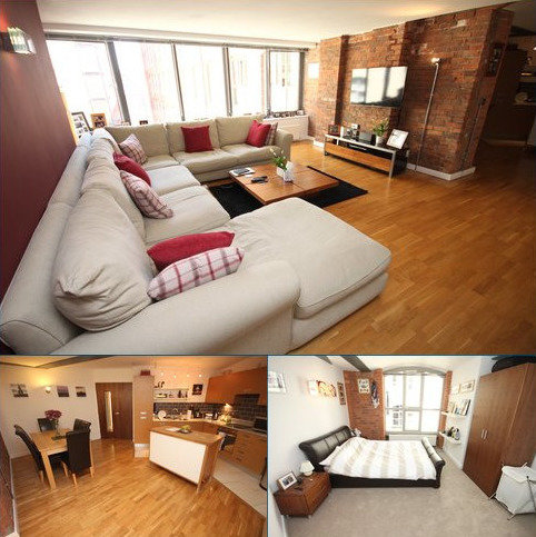 2 bedroom flat for sale - New Sedgwick Mill, Royal Mills, Ancoats Urban Village, Manchester, M4