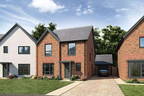 4 bedroom detached house for sale - Plot 5, The Hareford, Caerwent Gardens, Dinas Powys, The Vale Of Glamorgan. CF64 4QA