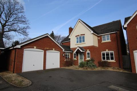 4 bedroom detached house for sale - West View Court, Sutton Coldfield, B75 6BB