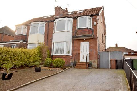 4 bedroom semi-detached house for sale - Gledhow Park Grove, Chapel Allerton, Leeds